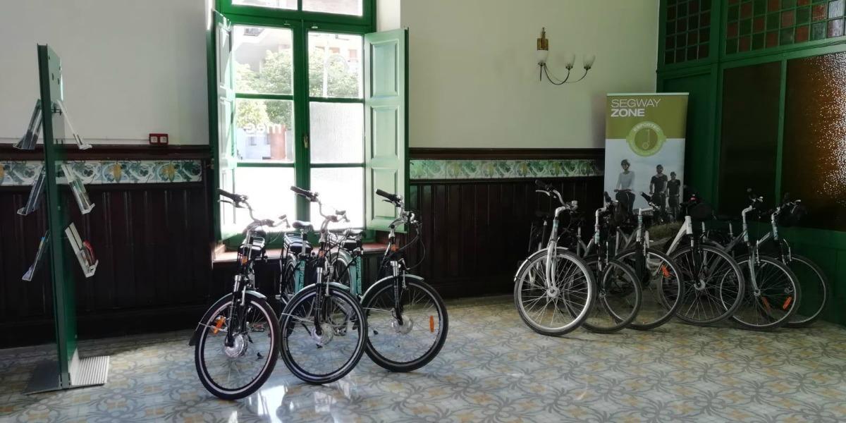 Lloguer de bicicleta i eBike al Penedès