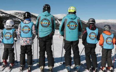 Cursillos de esqui y COVID-19