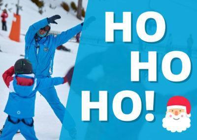 Curset d'esquí 4 dies de Nadal a Port del Comte