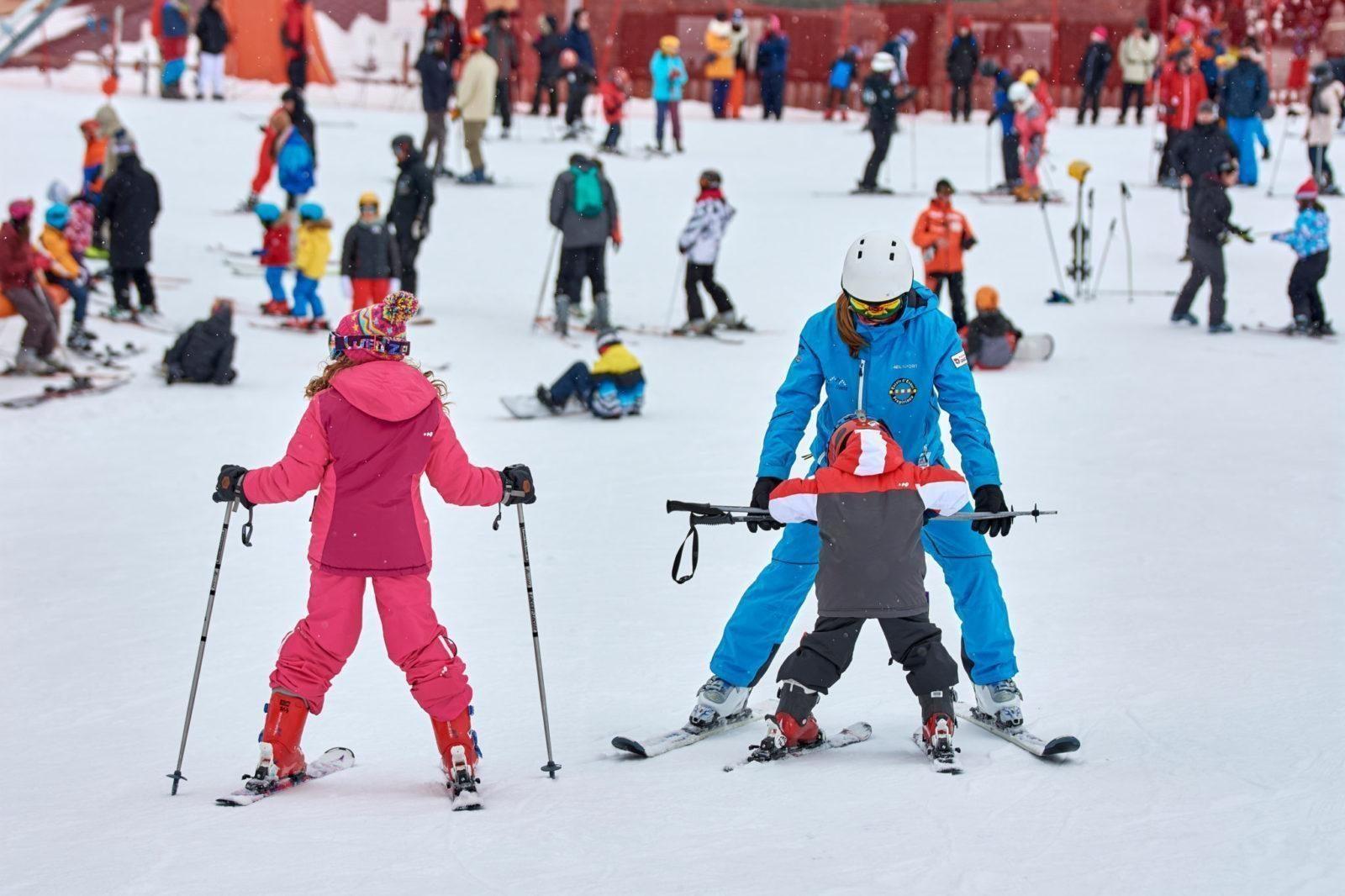 Curset esquí 5 dissabtes a Port del Comte