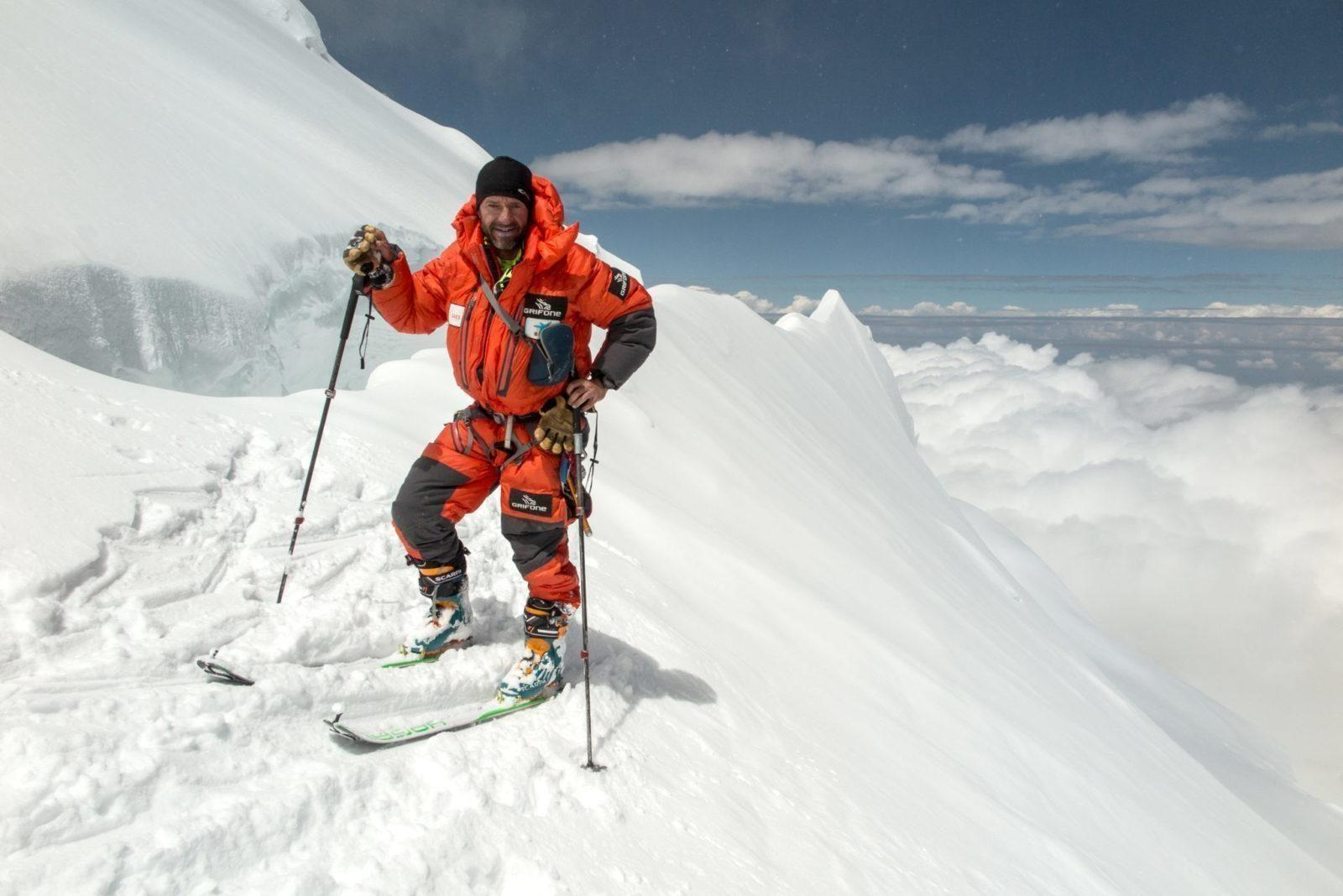 Course du ski de montagne Ferran Latorre