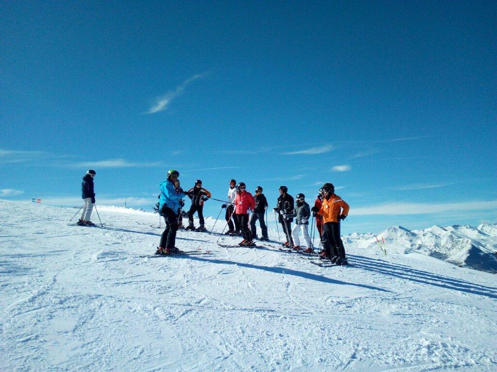 Sortida d'esquí de muntanya amb guia a Tavascan