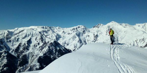 Combinat neu (Freeride experience + 1 dia esquí de muntanya)