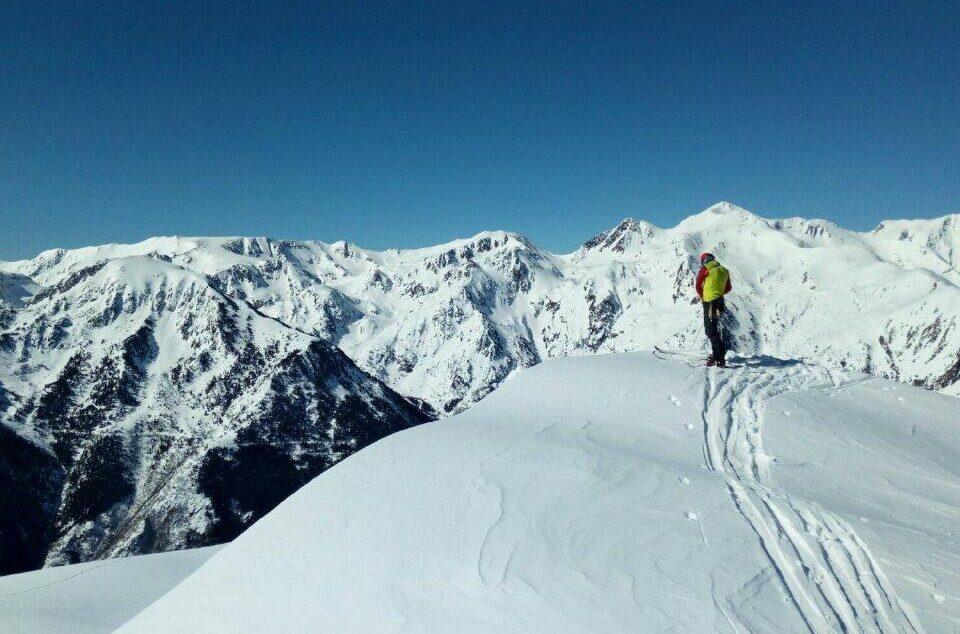Pack de neige (Freeride experience + 1 journée de ski de montagne)