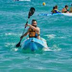 Alquiler de kayak K1 en Tamarit