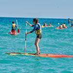 Paddle Surf Rental in Tamarit
