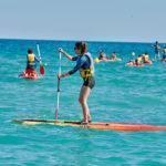 Alquiler de Paddle Surf en Tamarit