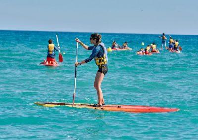 LLOGUER PADDLE SURF