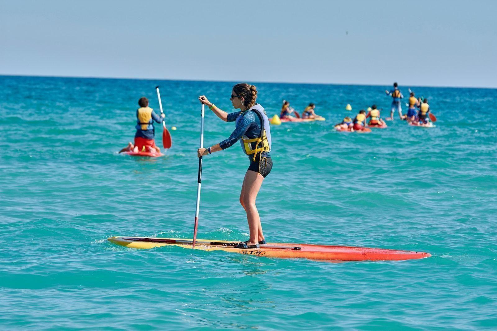 Lloguer de Paddle Surf a Tamarit
