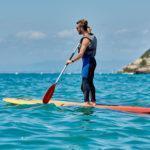 Guided Tour Sunrise Kayak & Paddle Surf in Tamarit