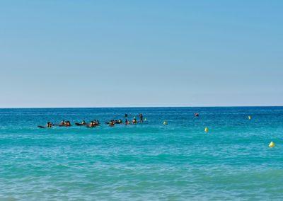 Rutes guiades kayak & Paddle Surf a  Torredembarra