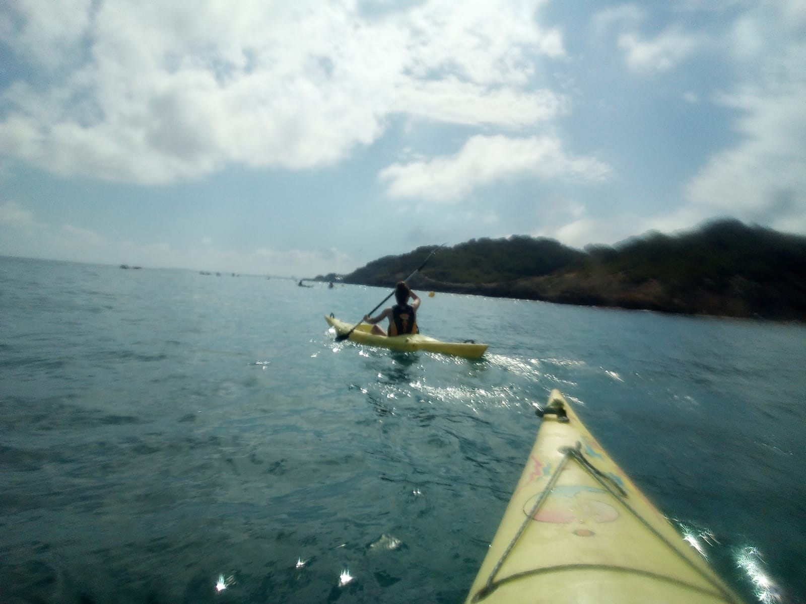 Guided Tour Sunset Kayak / Paddle Surf