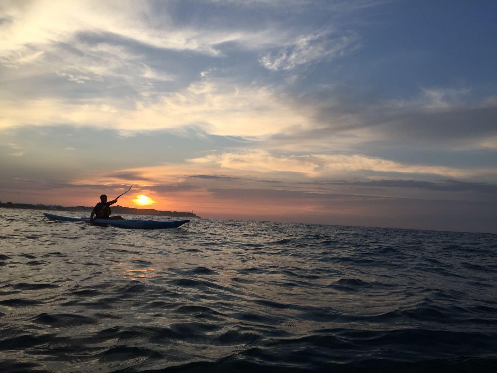 Ruta guiada Sunrise Kayak & Paddle Surf a Tamarit