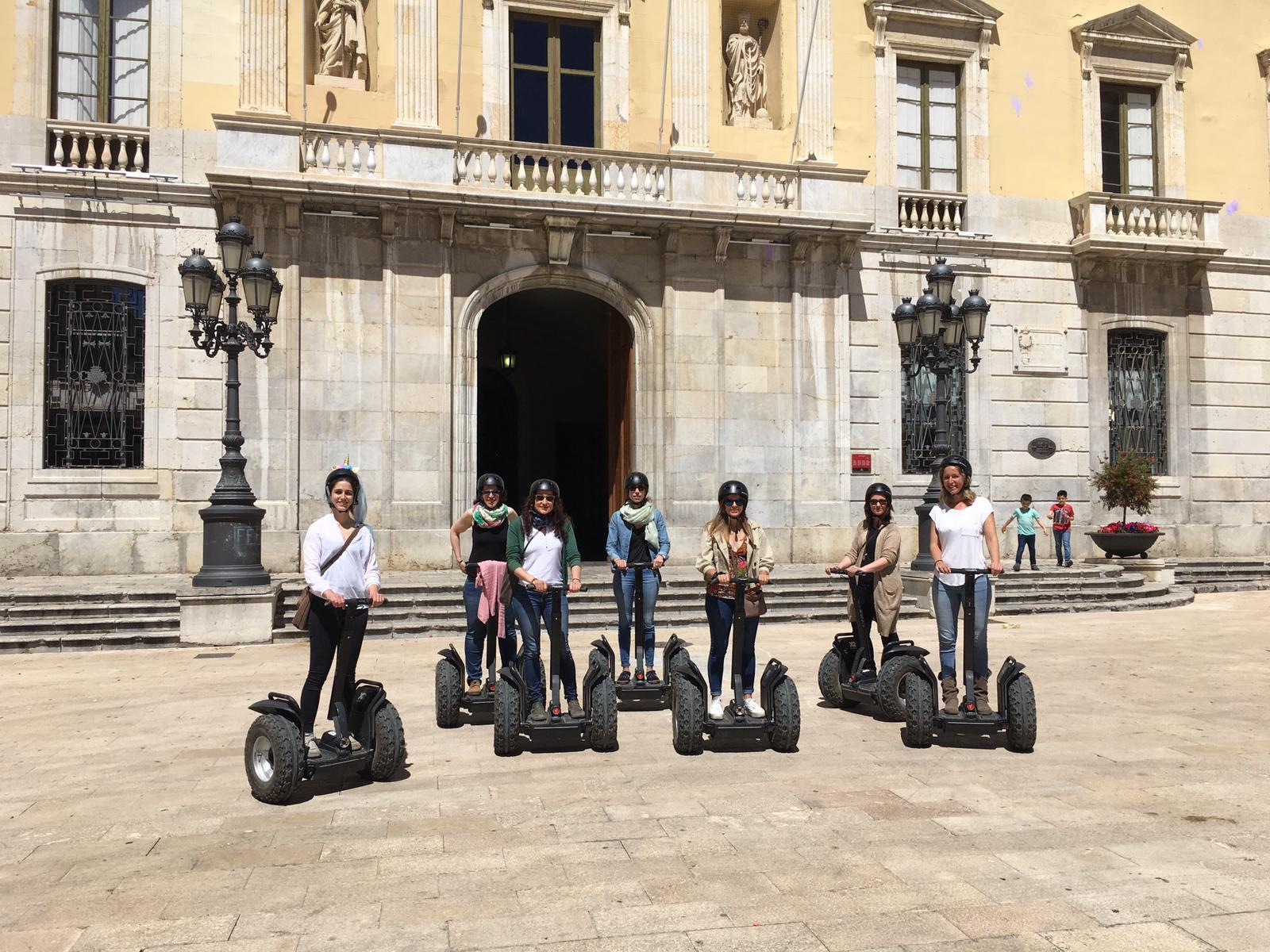 City-tour Tarraco en Segway