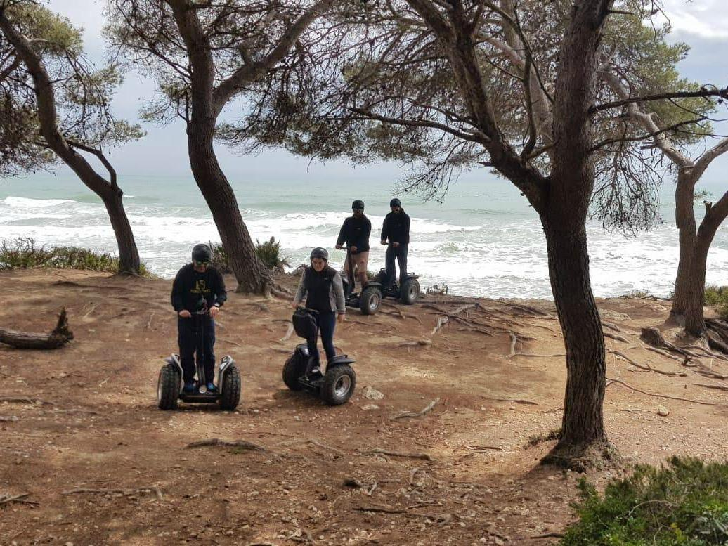 Tour off-road Waikiki en Segway