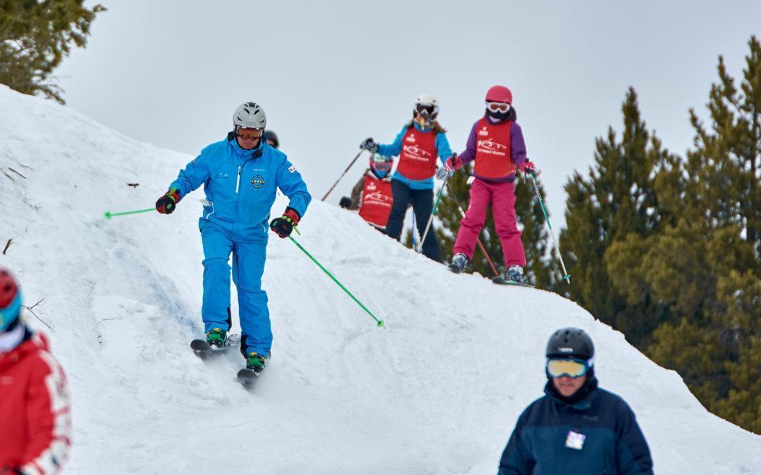 Començar a esquiar: guia indispensable