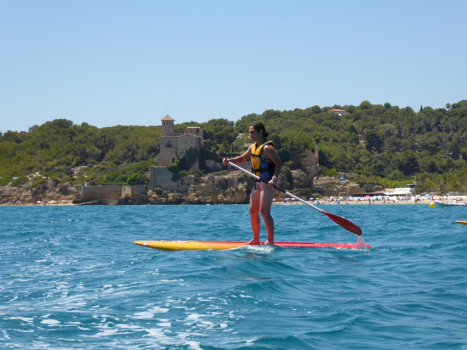 Introductory course Paddle Surf